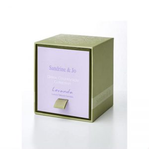 Sandrine&Jo Candles Greek Countryside Collection Levanda