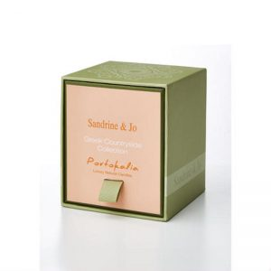 Sandrine&Jo Candles Greek Countryside Collection Portokalia