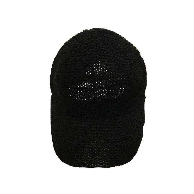 K Hard Knit Cap(BLK)