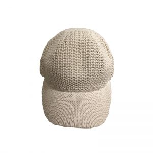 Soft Knit Cap(CRM)