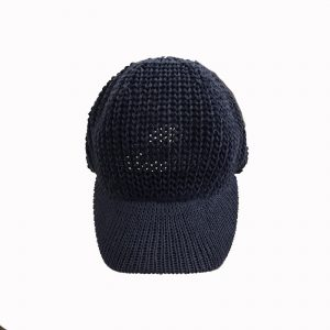 Soft Knit Cap(Navy)
