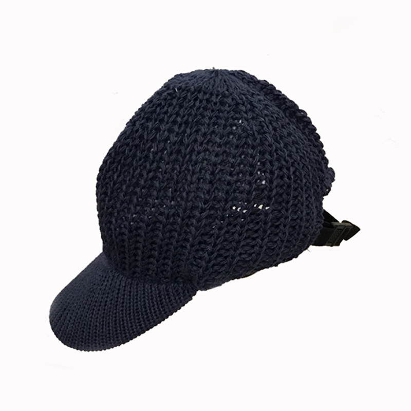 K Soft Knit Cap(Navy)