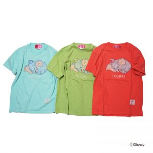 utility disney collection'DUMBO S/S Tee'