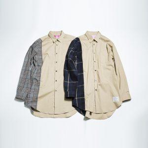 EFFECTEN exchange shirts