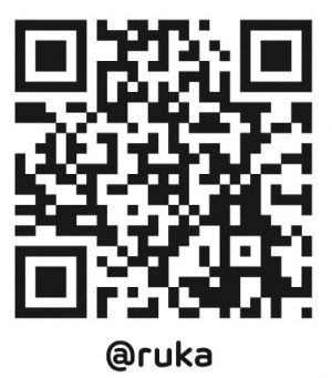 RUKA OFFICIAL LINE@ ACCOUNT  Coupon gifts Follow