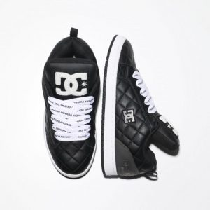Maison MIHARAYASUHIRO×DC SHOES Collaboration sneaker BLK