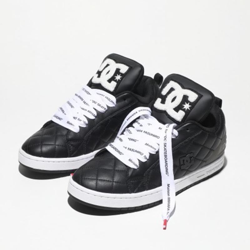 DC SHOES Collaboration sneaker BLK