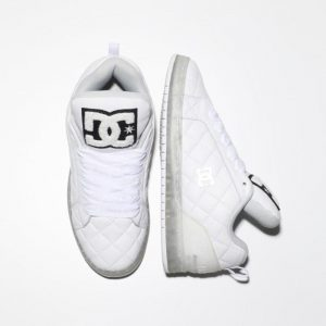Maison MIHARAYASUHIRO×DC SHOES Collaboration sneaker WHT
