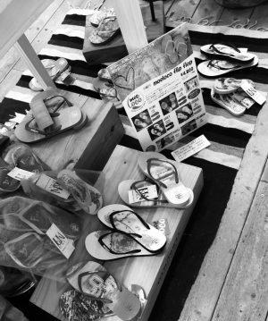 Donation moeloco Flip Flop