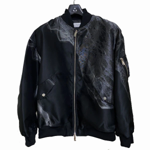TAAKK WEAR THE EARTH blouson