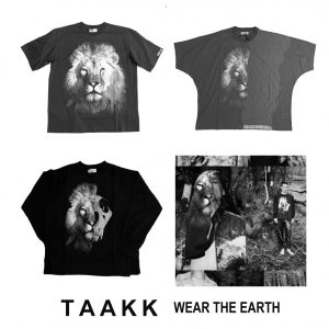 TAAKK 【WEAR THE EARTH】