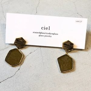 ciel glass jewelry No.11