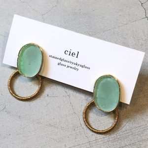 ciel glass jewelry No.20