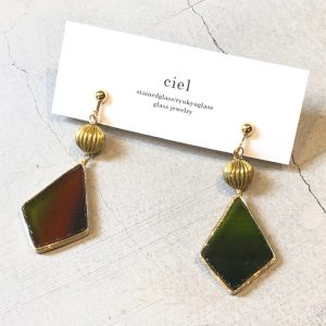 ciel glass jewelry No.26