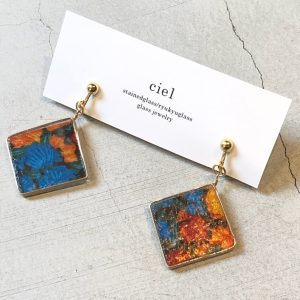 ciel glass jewelry No.27