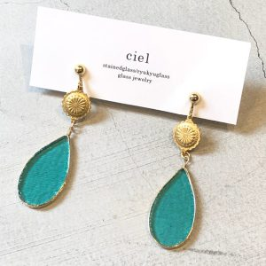 ciel glass jewelry No.28