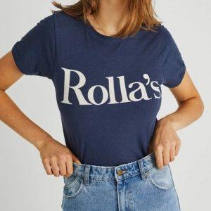 ROLLA'S Decor Logo Tee