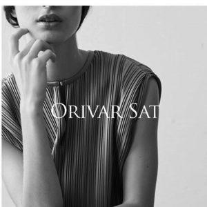 ORIVAR SAT 近日取り扱い開始