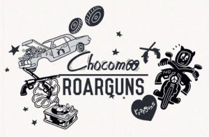 roarguns × CHOCOMOO